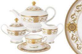Чайный сервиз Midori ЭРМИТАЖ на 6 персон 23 предмета