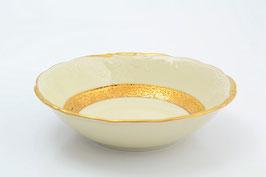 Набор салатников Sterne Porcelan МАТОВАЯ ПОЛОСА Ивори 16 см
