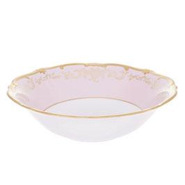 Салатник круглый Weimar ЮВЕЛ Розовый 25 см ( артикул МН 54821 В )