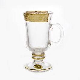 Набор кружек для глинтвейна Bohemia Crystal ВЕНЕЦИЯ 220 мл