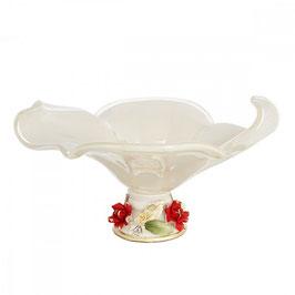 Ваза для фруктов White Crystal ПЕРСИЯ 37*26*16 см