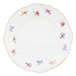 Набор десертных тарелок Weimar ПОЛЕВОЙ ЦВЕТОК 17 см ( артикул МН 52502 В )