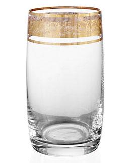Набор стаканов  КЛАУДИЯ Bohemia Crystal 350 мл