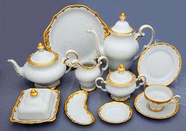 Немецкий чайный сервиз Weimar ПРЕСТИЖ на 12 персон 55 предметов ( артикул МН 150 В )