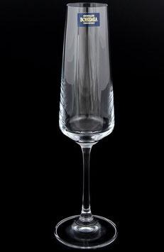 Набор фужеров Bohemia Crystal НАОМИ 160 мл
