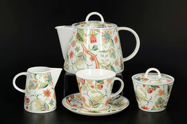 Чайный сервиз ThunТОМ ЛЕСНОЙ УЗОР на 6 персон 15 предметов