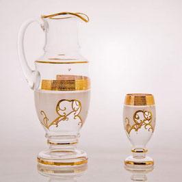 Набор для воды АНТИК АРАБСКИЙ Bohemia Crystal 7 предметов
