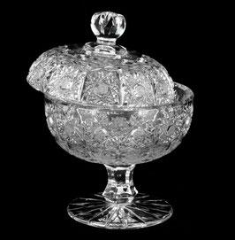 Хрустальная доза Bohemia Crystal 16 см