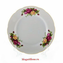 Набор закусочных тарелок РОЗА  Thun 19 см