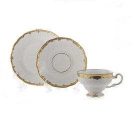 Набор для чая Weimar ПРЕСТИЖ 18 предметов ( артикул МН 43753 В )