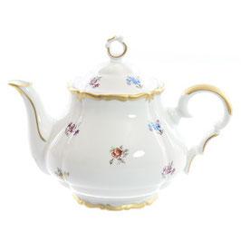 Чайник заварочный Queens Crown МЕЙСЕНСКИЙ ЦВЕТОК 700 мл