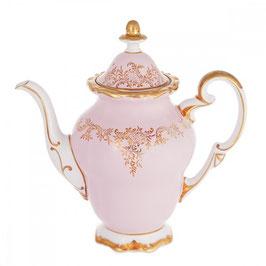 Кофейник Weimar ЮВЕЛ Розовый 1300 мл ( артикул МН 54783 В )