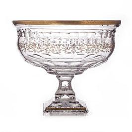 Хрустальная ваза для фруктов ARNSTADT ПРИНЦЕСС 30 см ( артикул МН 28208 В )