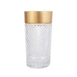 Набор хрустальных стаканов Glasspo ФЕЛИЦИЯ 350 мл