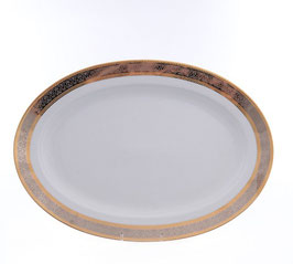 Блюдо овальное АНГЕЛИКА Thun 36 см