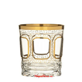 Немецкий Хрусталь ARNSTADT. Набор стаканов для виски КЛАССИК 320 мл ( артикул МН 17465 В )