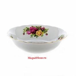 Салатник круглый РОЗА  Thun 23 см
