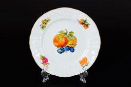 Набор десертных тарелок Bernadotte ФРУКТЫ 17 см