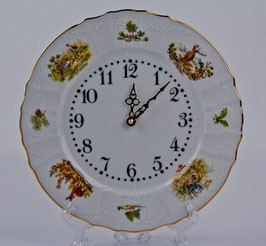 Часы настенные ОХОТА Bernadotte 27 см