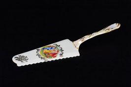 Лопатка для торта МАДОННА Queens Crown 24 см