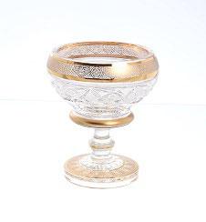 Хрустальная ваза для конфет Max Crystal 13 см