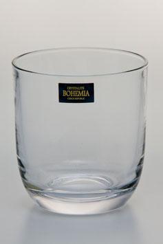 Набор стаканов прозрачных Bohemia Crystal 280 мл