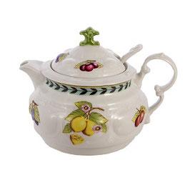 Чайник с ситом Leander ФРУКТЫ 2 предмета