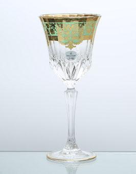 Набор бокалов для вина Astra Gold NATALIA GREEN 280 мл