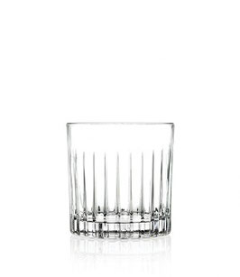 Набор стаканов для виски RCR Cristalleria Italiana ТАЙМЛЕСС 360 мл