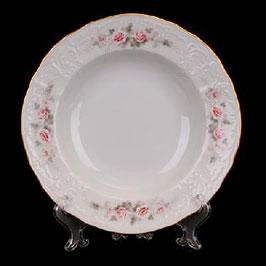 Набор глубоких тарелок РОЗА СЕРАЯ Bernadotte 23 см