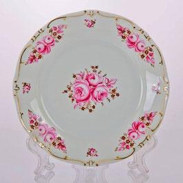 Набор закусочных тарелок Weimar РОЗА Розовая 19 см ( артикул МН 2793 В )