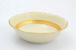 Набор салатников Sterne Porcelan МАТОВАЯ ПОЛОСА Ивори 19 см