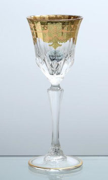 Набор бокалов для вина Astra Gold NATALIA GOLD 220 мл