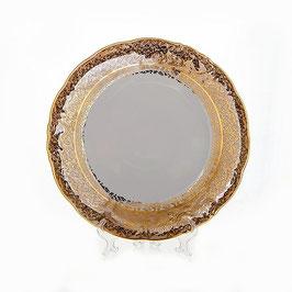 Блюдо круглое Carlsbad ЛИСТ МЕДОВЫЙ 30 см