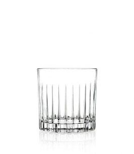 Набор стаканов для виски RCR Cristalleria Italiana ТАЙМЛЕСС 313 мл
