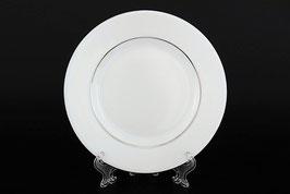 Набор закусочных тарелок Silverado КОРОНА 19 см