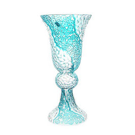 Хрустальная ваза для цветов Alladin Glass РОЗЫ 50,5 см