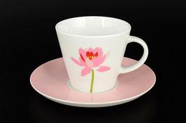 Набор для чая Thun ТОМ ЛОТОС на 6 персон 12 предметов