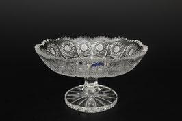 Хрустальная ваза для конфет Glasspo 16 см