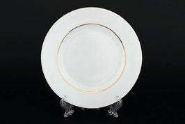 Набор закусочных тарелок Goldierado КОРОНА 19 см