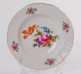 Набор глубоких тарелок  ПОЛЕВОЙ ЦВЕТОК Bernadotte 23 см