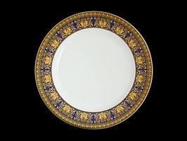 Немецкий фарфор.Тарелка закусочная Rosenthal МЕДУЗА СИНЯЯ 22 см ( артикул МН 7867 В )