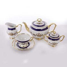 Чайный сервиз Epiag АННА АМАЛИЯ на 6 персон 15 предметов