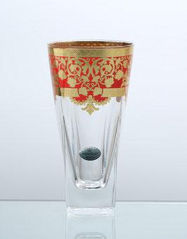 Набор стаканов Astra Gold NATALIA RED 380 мл