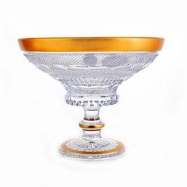 Хрустальная ваза для конфет Mozer 15,5 см