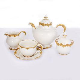 Чайный сервиз CATTIN на 6 персон 15 предметов