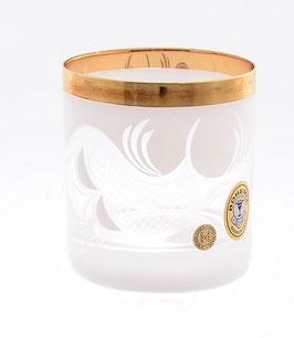 Набор стаканов для виски АЛЕКСАНДРА ВОЛНА Bohemia Crystal 380 мл