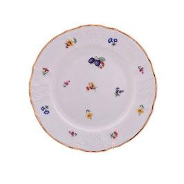 Набор закусочных тарелок Bernadotte СЛИВА 19 см