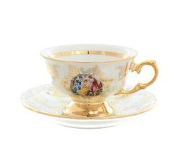 Набор для чая Moravec ФЕДЕРИКА МАДОННА на 6 персон 12 предметов
