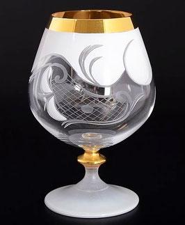 Набор бокалов для бренди АЛЕКСАНДРА ВОЛНА Bohemia Crystal 400 мл